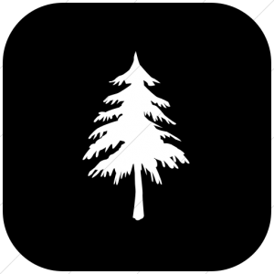 classica_tree-2_flat-rounded-square-white-on-black_512x512